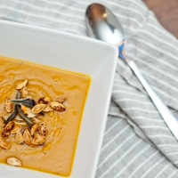 Oh that Awesome Pumpkin Soup!